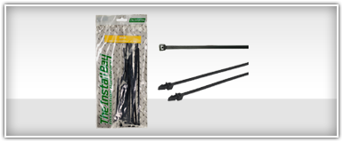 Car Audio Installation Cable Ties