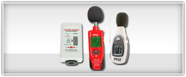 Welcome to Car Audio Accessories Sound Level Meters here at HifiSoundConnection.com