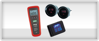Car Meters & Displays