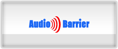 Car Sound Damping Audio Barrier