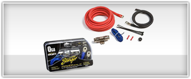 Car Audio Amp Kits