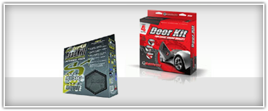 Car Audio Sound Damping