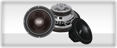 Closeouts Subwoofers
