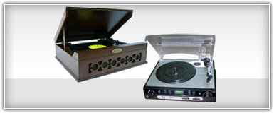 Home Theater Turntables
