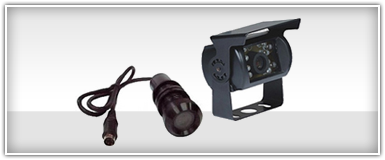 Mobile Hitch & License Plate Cameras