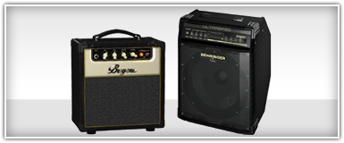 Guitar Amplifier Combos